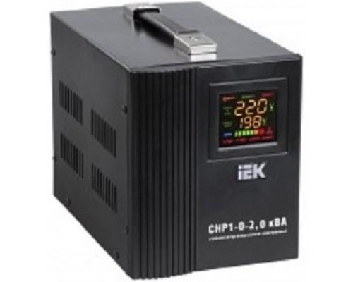 Iek IVS20-1-02000 Стабилизатор напряжения серии HOME 2 кВА (СНР1-0-2) IEK