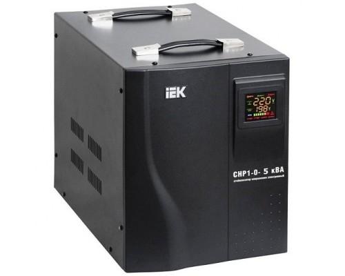 Iek IVS20-1-05000 Стабилизатор напряжения серии HOME 5 кВА (СНР1-0-5) IEK