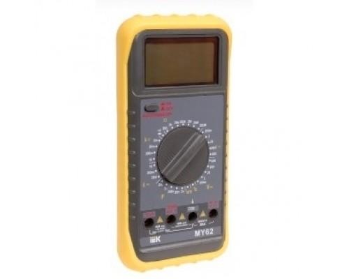 Iek TMD-5S-062 Мультиметр цифровой Professional MY62 IEK