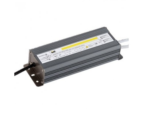 Iek LSP1-030-12-67-33-PRO Драйвер LED ИПСН-PRO 30Вт 12 В блок- шнуры IP67 IEK