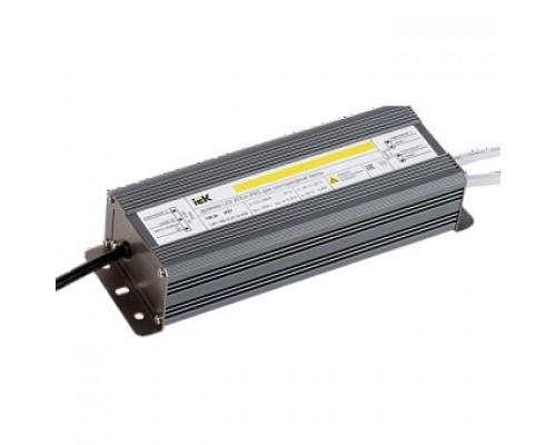 Iek LSP1-050-12-67-33-PRO Драйвер LED ИПСН-PRO 50Вт 12 В блок- шнуры IP67 IEK