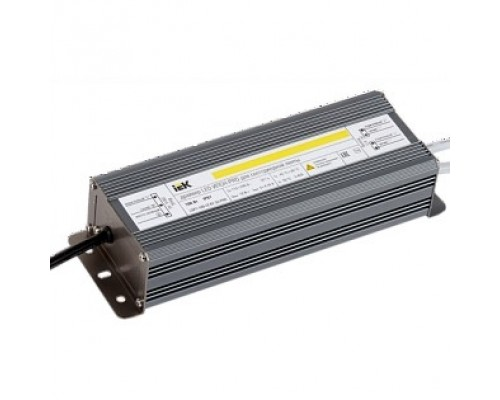 Iek LSP1-150-12-67-33-PRO Драйвер LED ИПСН-PRO 150Вт 12 В блок- шнуры IP67 IEK
