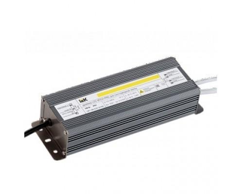 Iek LSP1-200-12-67-33-PRO Драйвер LED ИПСН-PRO 200Вт 12 В блок- шнуры IP67 IEK