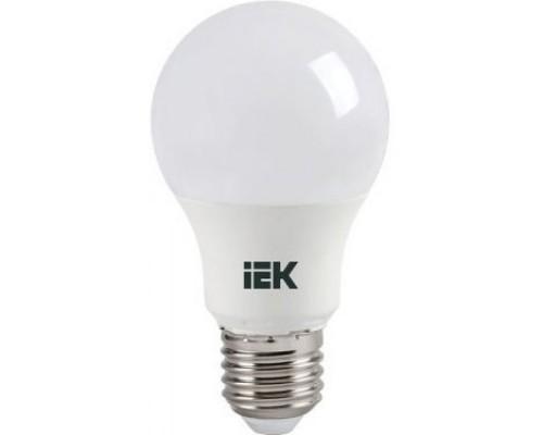 светодиодные лампы  Iek LLE-A60-9-230-40-E27 Лампа светодиодная ECO шар 9Вт 230В 4000К IEK