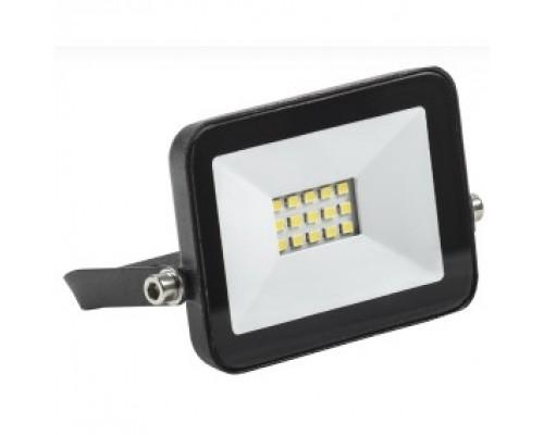 Iek LPDO601-10-40-K02 Прожектор СДО 06-10 светодиодный черный IP65 4000 K IEK