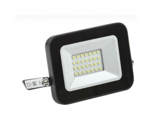 Iek LPDO601-20-40-K02 Прожектор СДО 06-20 светодиодный черный IP65 4000 K IEK