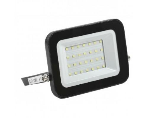 Iek LPDO601-30-65-K02 Прожектор СДО 06-30 светодиодный черный IP65 6500 K IEK