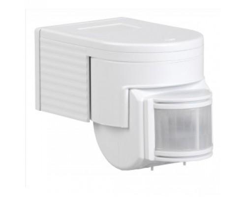 Iek LDD10-012-1100-001 Датчик движения ДД 012 белый, макс. нагрузка 1100Вт, угол обзора 180град., дальность 12м, IP44, ИЭК