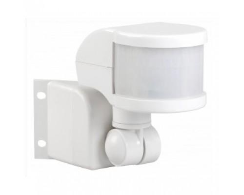 Iek LDD10-018B-1100-001 Датчик движения ДД 018В белый, макс. нагрузка 1100Вт, угол обзора 270град., дальность 12м, IP44, ИЭК