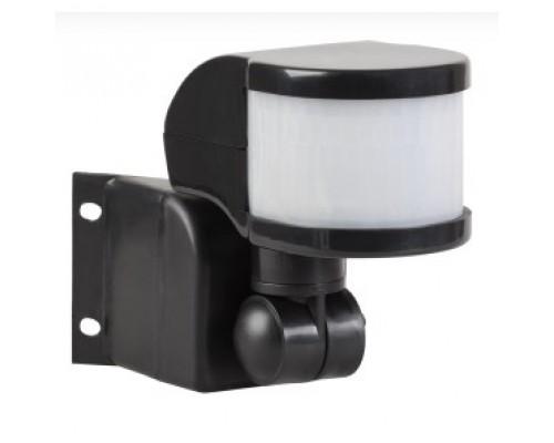 Iek LDD10-018B-1100-002 Датчик движения ДД 018В черный, макс. нагрузка 1100Вт, угол обзора 270град, дальность 12м, IP44, ИЭК