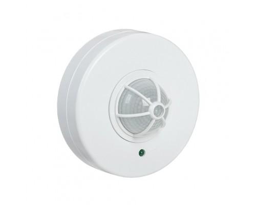 Iek LDD11-024-1100-001 Датчик движения ДД 024 белый, макс. нагрузка 1100Вт, угол обзора 120-360гра, дальность 6м, IP33, ИЭК