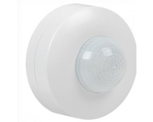 Iek LDD11-027-1200-001 Датчик движения ДД 027 белый 1200Вт 360гр 12м IP20 IEK