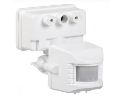 Iek LDD13-019-1100-001 Датчик движения ДД 019 белый, макс. нагрузка 1100Вт, угол обзора 120град., дальность 12м, IP44, ИЭК