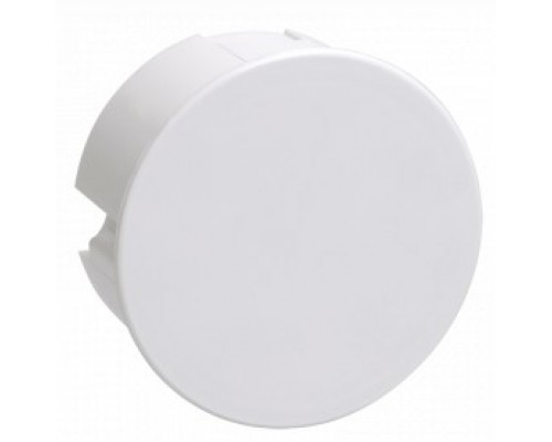 Iek UKT01-080-040-000 Коробка КМ41004 распаячная для твердых стен d80x40 (с крышкой)