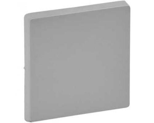 Legrand 755002 Valena LIFE.Лицевая панель для выключателей одноклавишных.Алюминий