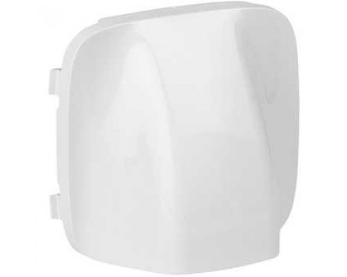 Legrand 755055 Valena ALLURE.Лицевая панель для вывода кабеля.Белая