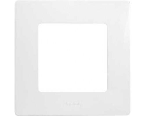 Legrand 672501 Рамка - 1 пост - Etika - белый