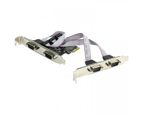 Контроллер ORIENT XWT-PE4SV1 RTL PCI-Ex to COM 4-port