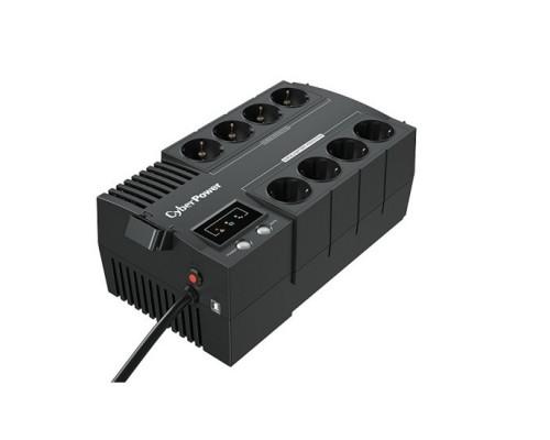UPS CyberPower BS650E NEW 650VA/390W USB, (4+4 EURO) 272765