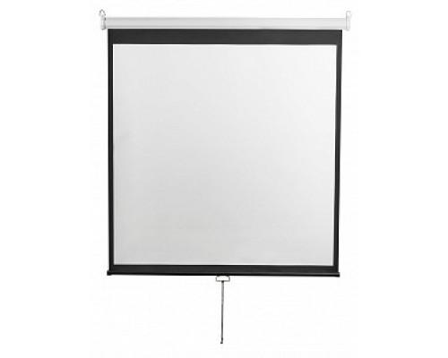 Экран Digis Optimal-D DSOD-1105 настенный, формат 1:1, 112, 206x209, рабочая поверхность 200x200, MW