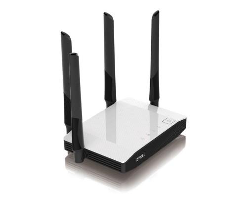 Сетевое оборудование ZYXEL NBG6604-EU0101F Wi-Fi машрутизатор Zyxel AC1200, 802.11a/b/g/n/ac