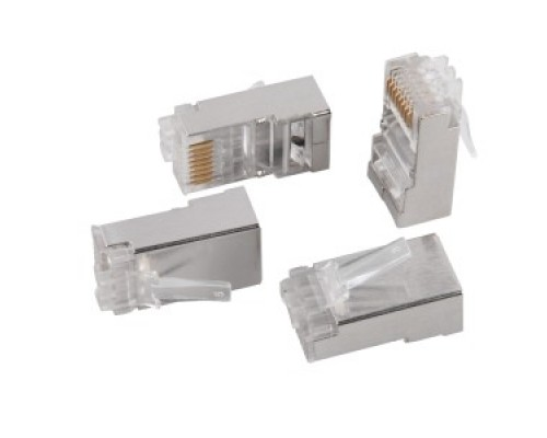 ITK CS3-1C5EF Разъём RJ-45 FTP для кабеля кат.5Е