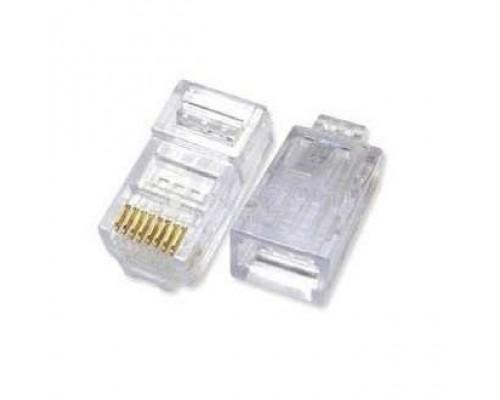 ITK CS3-1C5EU Разъём RJ-45 UTP для кабеля кат.5Е