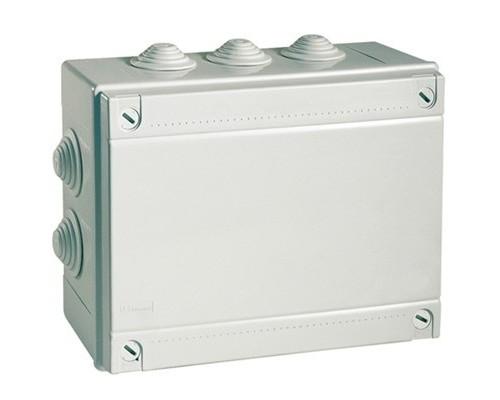 Dkc 53900 Коробка ответвит. с кабельными вводами, IP55, 120 х 80 х 50мм