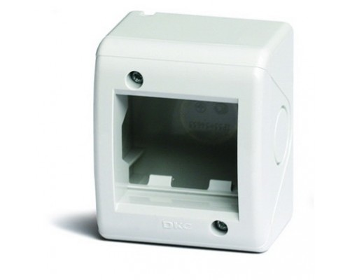Dkc 54640 Модульная настен. коробка для эл/устан. изделий VIVA, IP40,2мод.