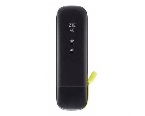 Сетевое оборудование ZTE MF79 Модем 2G/3G/4G USB Wi-Fi +Router внешний черные