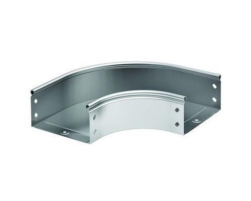 Dkc 36005K Угол CPO 90 горизонтальный 90° 300х50 в комплекте с крепежными элементами и соединительными пластинами, необходимыми для монтажа