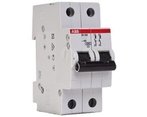 ABB 2CDS252001R0324 Автомат.выкл-ль 2-полюсной S202 C32