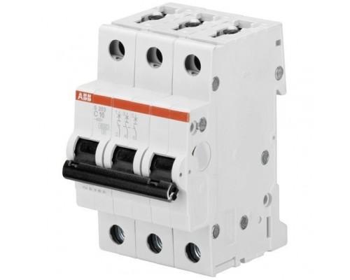 ABB 2CDS253001R0254 Автомат.выкл-ль 3-полюсной S203 C25