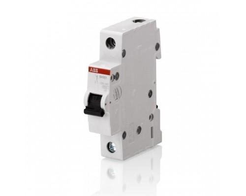 ABB 2CDS241001R0204 Автоматич.выкл-ль 1-пол. SH201L C20