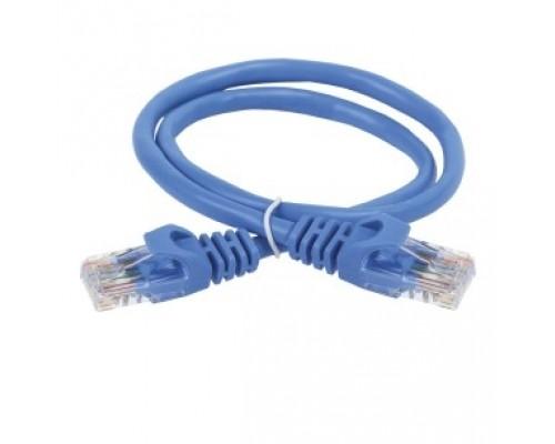 Патч-корды, Патч-панели ITK PC03-C5EU-1M Коммутационный шнур