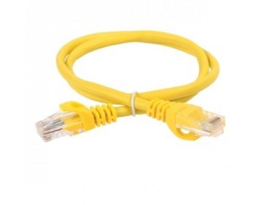 Патч-корды, Патч-панели ITK PC05-C5EU-1M Коммутационный шнур