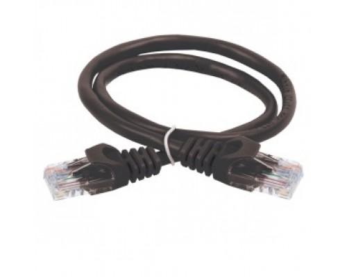 Патч-корды, Патч-панели ITK PC09-C5EU-1M Коммутационный шнур