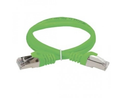 Патч-корды, Патч-панели ITK PC02-C5EF-1M5 Коммутационный шнур