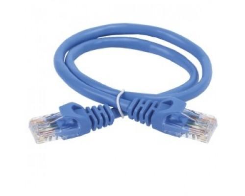 Патч-корды, Патч-панели ITK PC03-C5EU-2M Коммутационный шнур