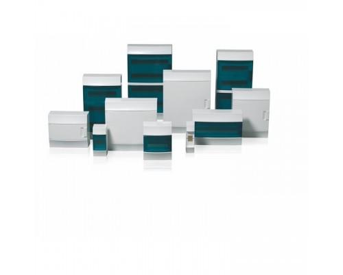 Боксы пластиковые ABB 1SPE007717F9994 настенный Mistral41 36М прозрачная дверь