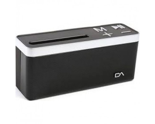 DM0019BK Speaker беспроводная DA DM0019BK Bluetooth 4.2 Bluetooth speaker, 6w, черный