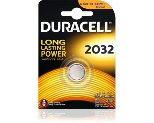Duracell CR2032 (5 шт. в уп-ке)