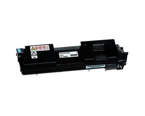 Ricoh 408185 Принт-картридж SP C360HE голубой SP C360DNw/SP C360SNw/SP C360SFNw/SP C361SFNw, (6000 страниц)(408185)