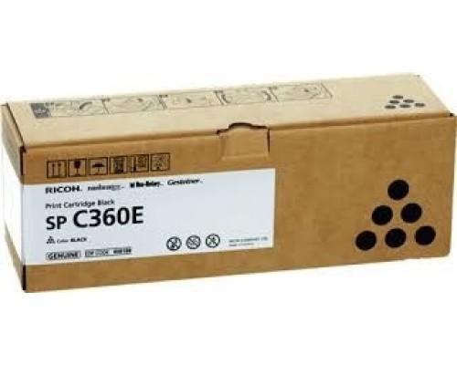 Ricoh 408188 Принт-картридж SP C360E черный