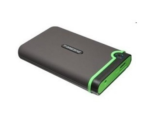 Носитель информации Transcend Portable HDD 1Tb StoreJet TS1TSJ25M3S USB 3.0, grey