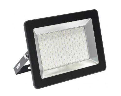 Iek LPDO601-200-65-K02 Прожектор СДО 06-200 светодиодный серый IP65  6500 K IEK