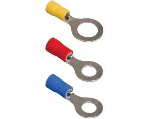 Iek UNL20-D25-4-4 Наконечник НКИ 2-4 кольцо 1,5-2,5мм (100 шт)