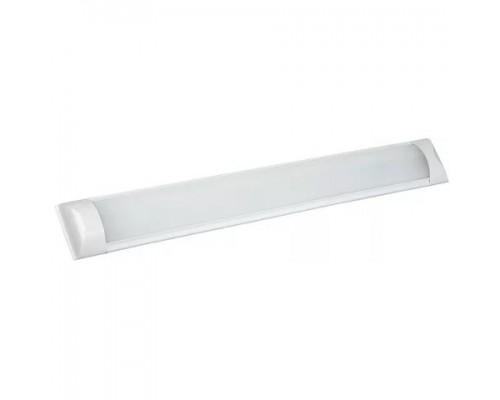 Iek LDBO0-5001-18-4000-K02 Светильник LED ДБО 5001 18Вт 4000К IP20 600мм металл аналог люм.свет. 2х18, 600х70х27 мм, металл. корпус