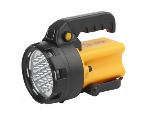ЭРА Б0031033 Фонарь-прожектор PA-602 АЛЬФА 19 светодиодов, аккумулятор литий 3Ач, ЗУ 220V+12V