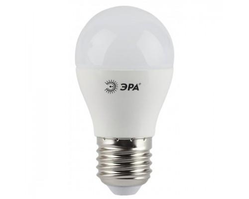 ЭРА Б0020550 Светодиодная лампа шарик LED smd P45-7w-827-E27..
